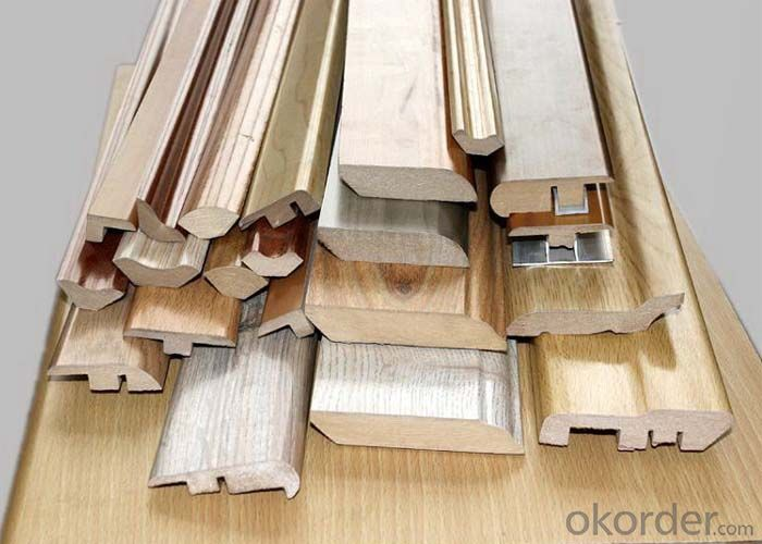 Warm White Melamine MDF Board for Furniture