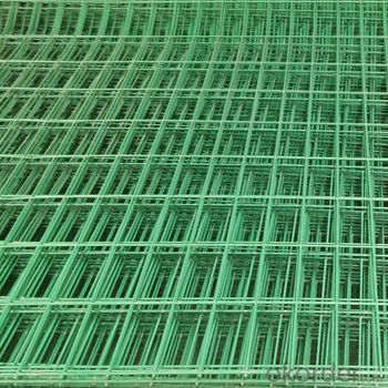 pvc coated Welded Mesh for fence (professional manufacturer)