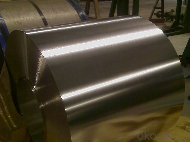 Prime electrolytic quality tinplate coil/secondary electrolytic tinplate ETP coil
