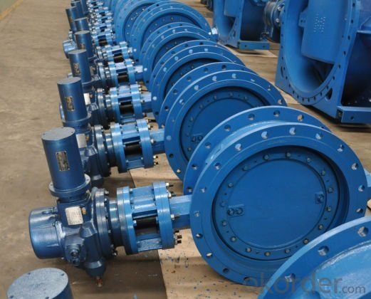 Butterfly Valve DN200 Wafer Type  BS Standard
