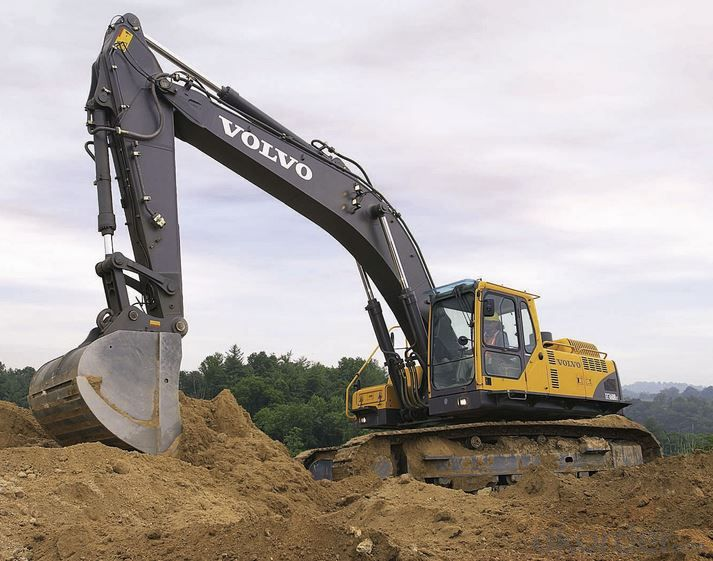 Excavators 15-20 Tons Crawler Hydraulic