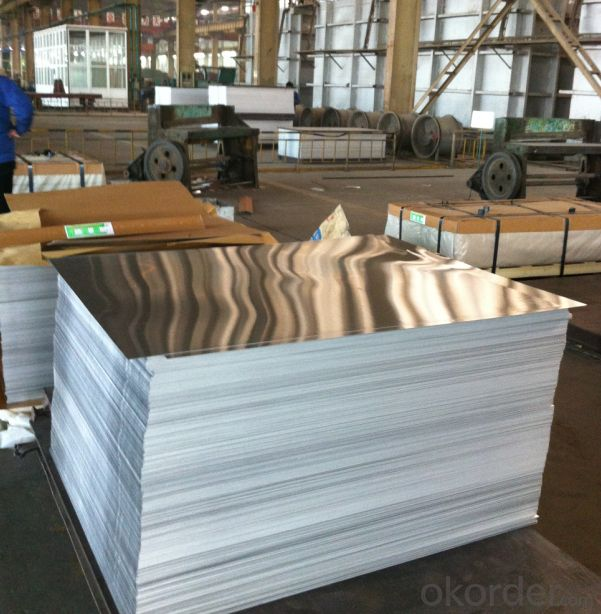 5754 Aluminium Sheet And Aluminum Plates