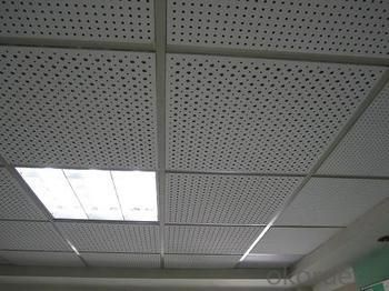 AluminumCeiling & Metal Suspended Ceiling