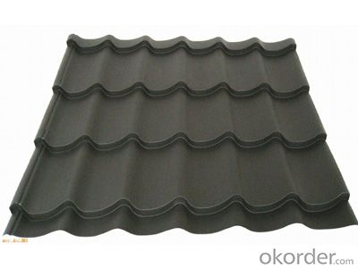 Pre-painted Galvanzied Steel Roof-Single