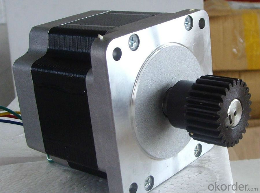 1.8degree NEMA34 2phase 1.7mh Inductance Micror Motor