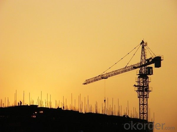 Tower Crane of Jing Kui Model Number QTZ56(5009)