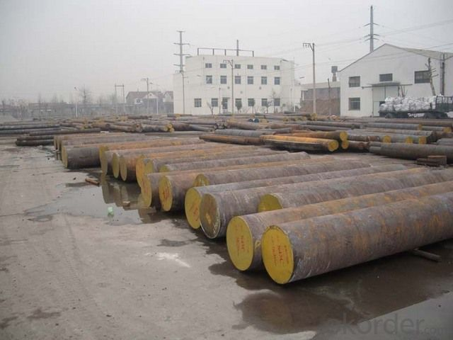 20Cr Alloy Steel Bar Forged or Hot Rolled