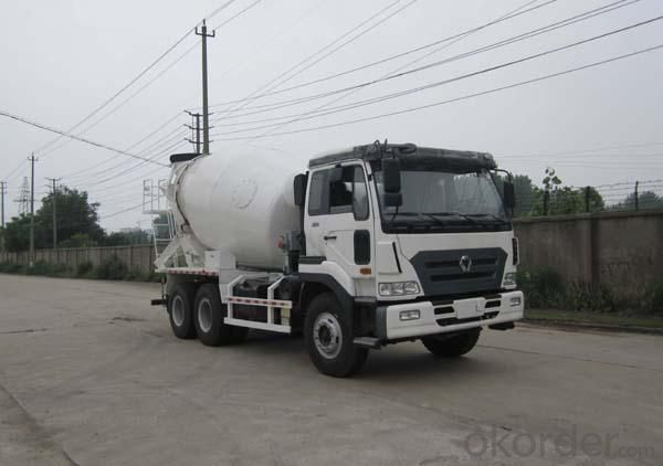 Concrete Mixer/ Cement/ Mixing Truck 6x4 336HP