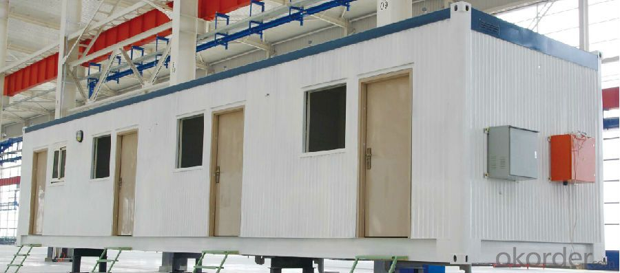 Dormitory House Prefabricated House Sandwich Panel Modular House