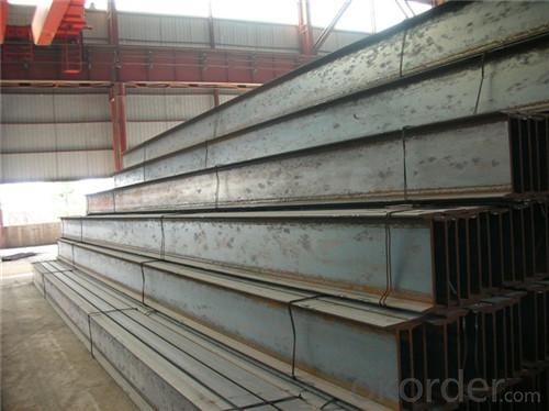 hot rolled steel of Q235B IPEAA80 for construction