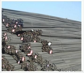 0.222kg/m BST500S deformed steel bar for construction