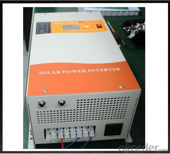 1000w 2000w 3000w Pure Sine Wave Inverter with MPPT Controller