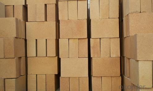 Wedge Refractory Fire Clay Brick Refractory Fireclay Brick