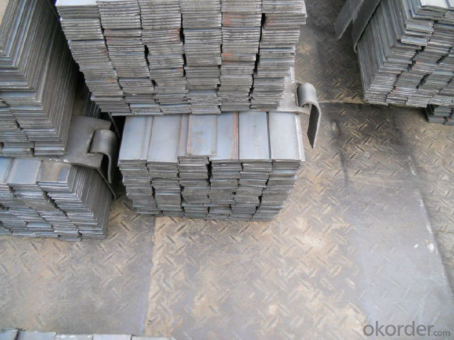 Hot Rolled Steel Flat Bar in Material Grade Q235