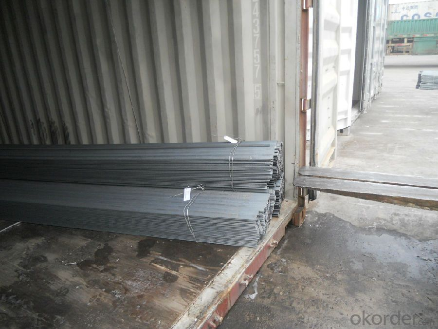 Prime Low Carbon Angle Steel with Stable Quality