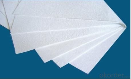 1260 NATI Refractory Ceramic Fiber Paper for Fireplace