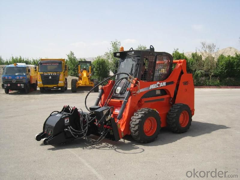 Loader High Cost Performance  Skid Steer