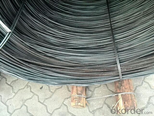 Wire  Rod Sae1006B  and Q235 with High quality