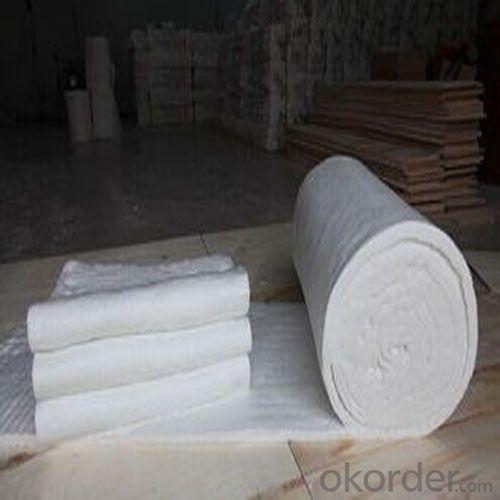 High Alumina Fire Ceramic Fiber Blanket  Made In China