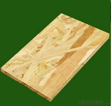 Oriented Strand Board Chinese OSB Board Wooden Panel