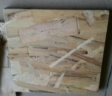 Oriented Strand Board Chinese OSB2 Board Wooden Panel