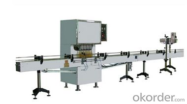 Piston Automatic Filling Machine for Packaging