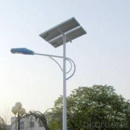 LED Street Light with Solar Panel 2015 Widely Used