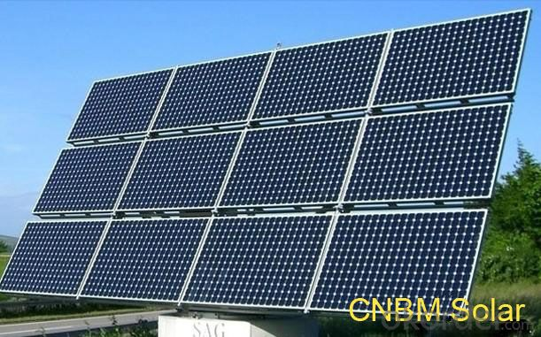 Photovoltaic PV Solar Panel and solar module 250W for 10KW
