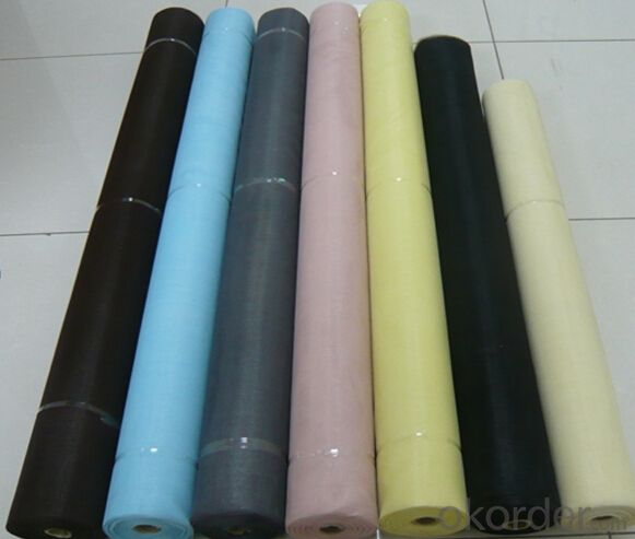 Fiberglass Window Insect Screen Mesh with Density of 20*20/Inch