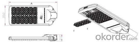 LED Cobra head /LED Street light /LED Road light /LED light /LED Street lamp/C0820HR