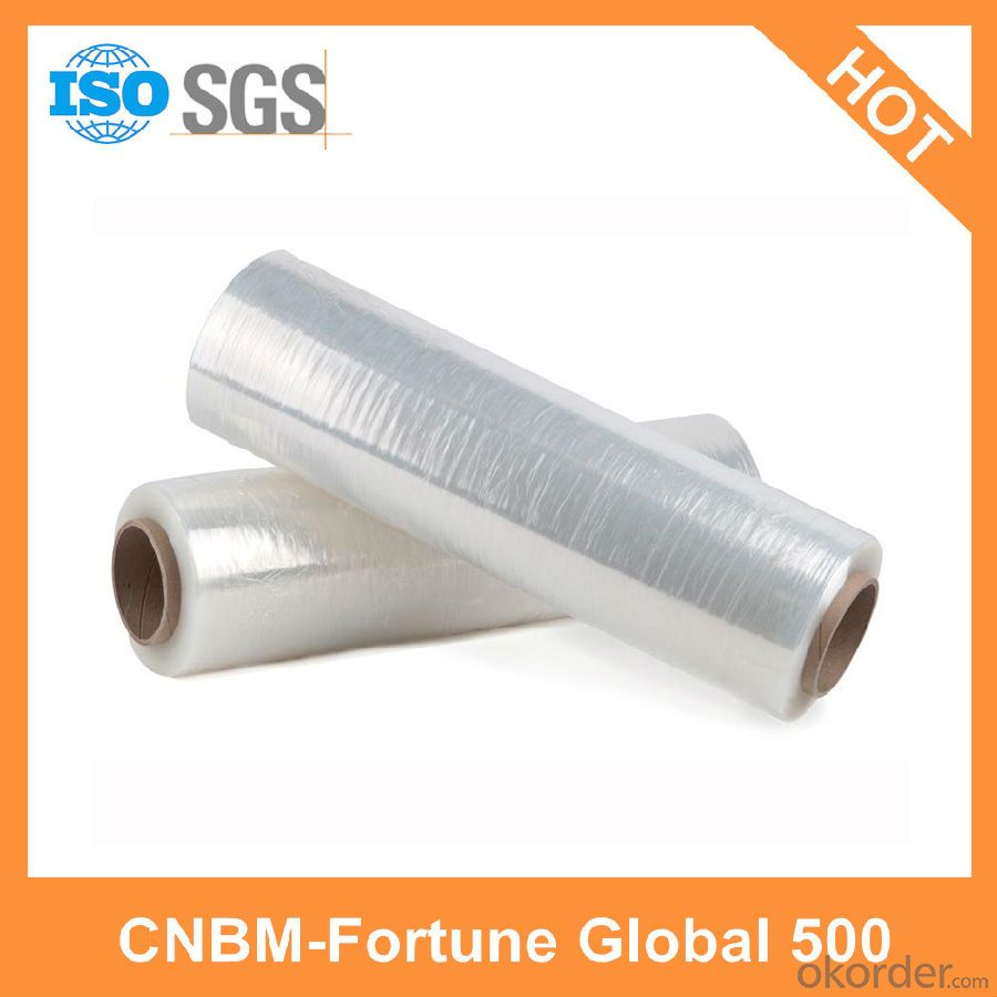 PE Stretch Film Made in China Famous Factory