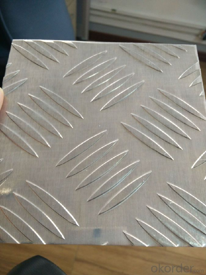 Aluminum Sheet,Plates, 5 bars,Stucco