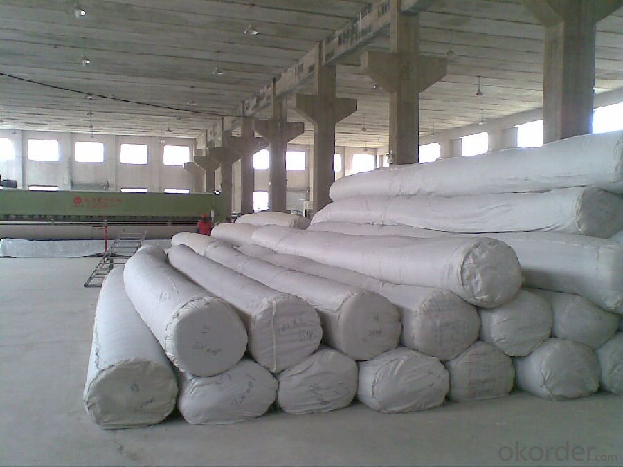 Long Fiber PET Geotextile Bag  Sand Bag PET High Strength Quality