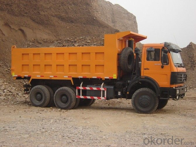 Dump Truck Professional Supply China  of 6*6 6*4
