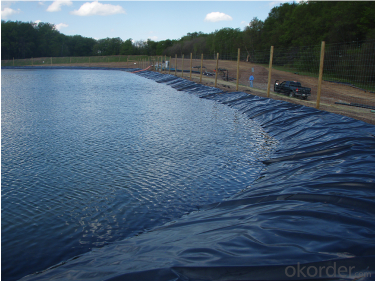 water proof and breathable geomembrane