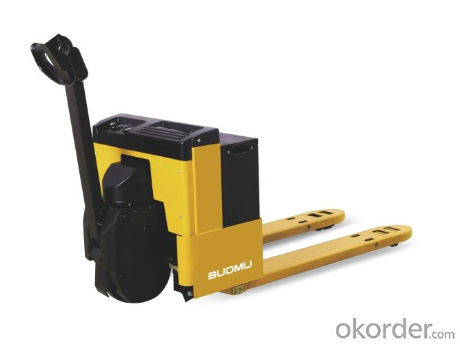 Electric Forklifting Pallet Truck 1.3 Tons(CBD13)
