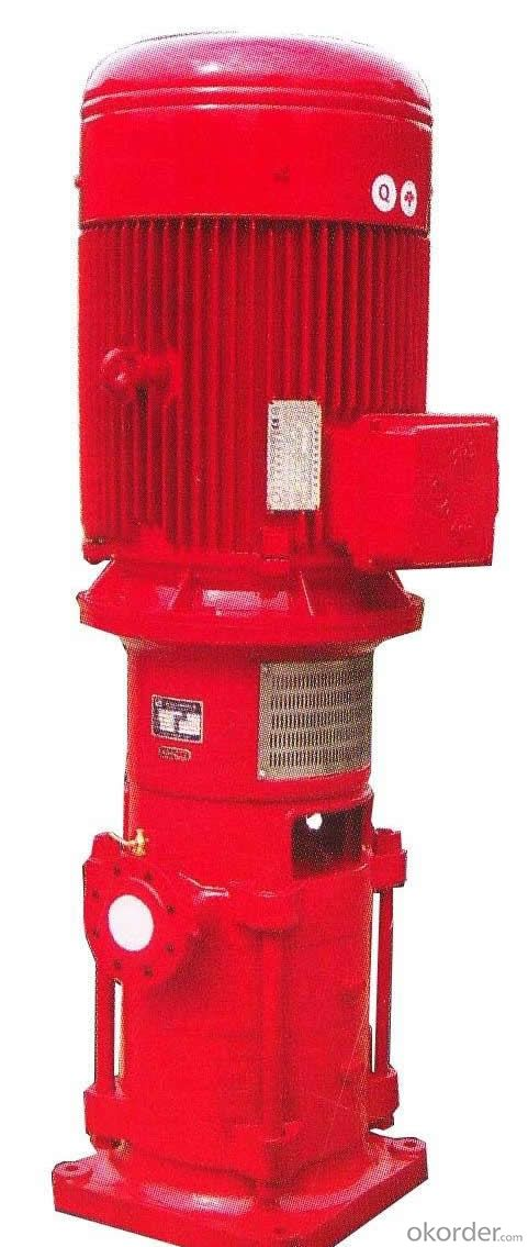Rain Pump, XBD Fire Pump,Water Curtain Pump