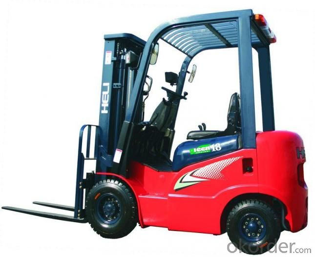 Forklift Truck  Electric (CPD30)