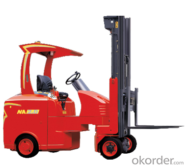 Narrow Aisle  Four  Wheel Electric Forklift-NA 2.0