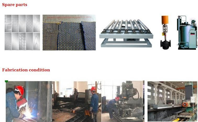 Short Cycle Monolayer for Press Machines