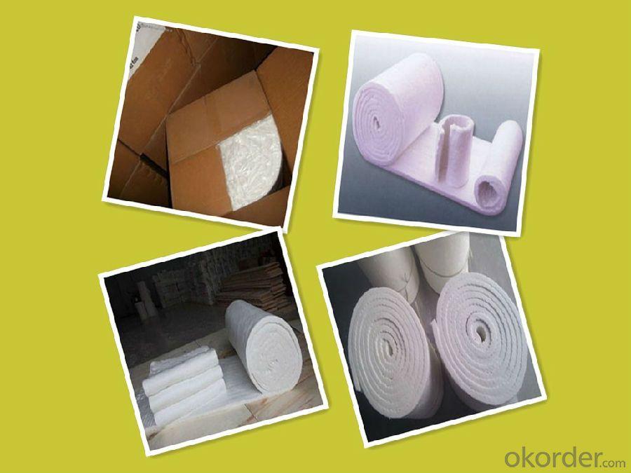 1260 Superwool 607  Refractory Ceramic Fibre Blanket