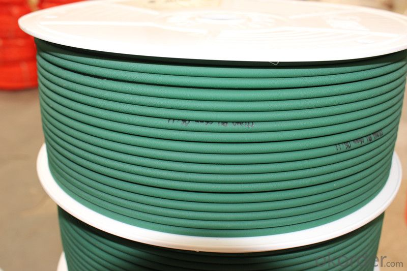 Industrial Rubber Conveyor Belting Pulleys Anti Static With 3mm - 8mm