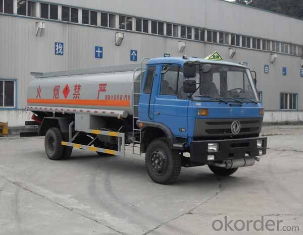 Fuel Tank Truck   6*4 for Transporting The Fuel.