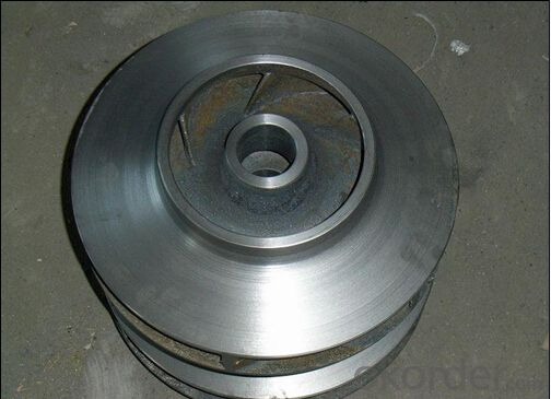 China Impeller for Engine Water Pump with High Quality