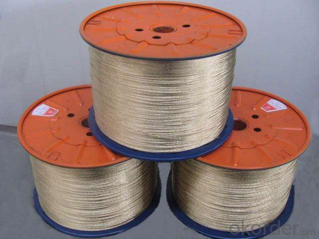 Supply Steel Cord with Various of Specifications