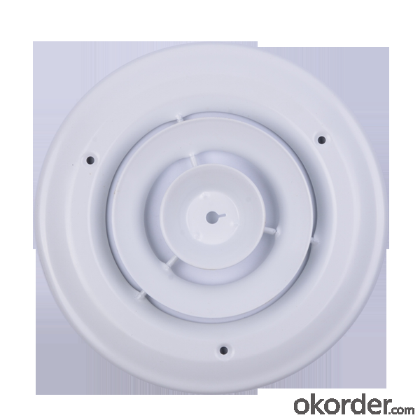 Round Air Diffuer Ceiling Use Air Conditioner