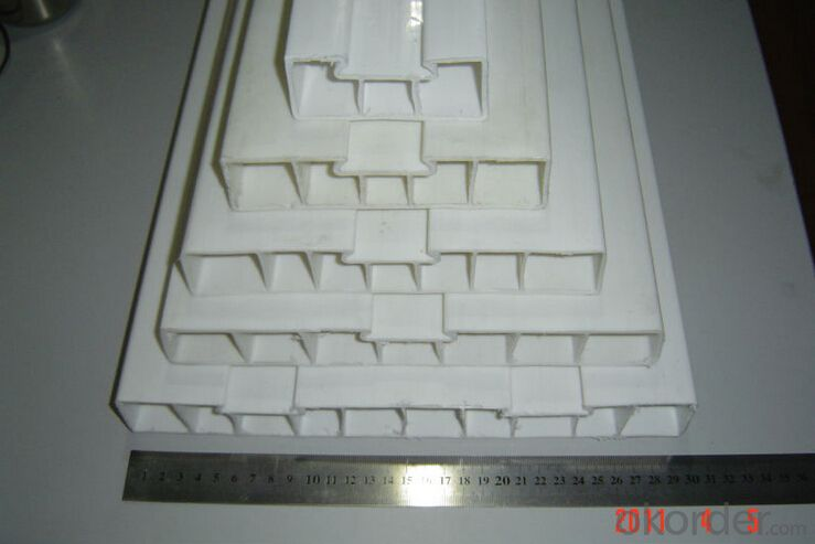 Reusable Plastic Formworks for Concrete Form