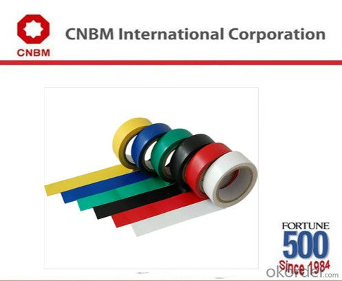Environmental Friendly PVC Tape Insulation Tape