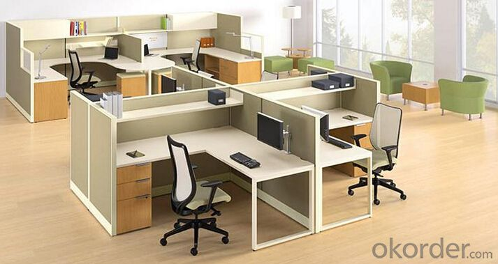Buy Fashion Design Office Workstation Four Person Price,Size ...