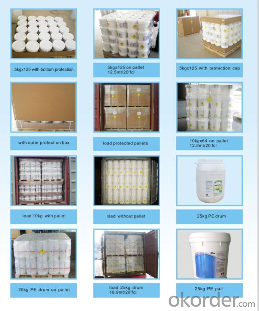 SDIC Chlorine Powder Disinfectant Dichloroisocyanurate Sodium
